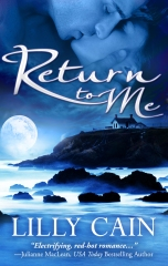 Cover of Return to Me by Lilly Cain - Paranormal Erotic Romance