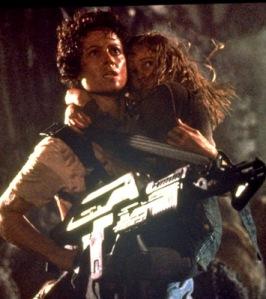 Ripley in Aliens