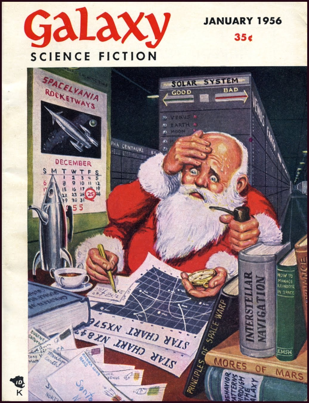 I'm Dreaming of a Sci-fi Christmas… | Contact – Infinite Futures