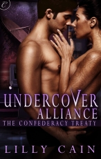 Cover of Undercover Alliance by Lilly Cain