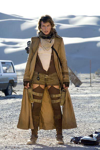 Milla vs The World   C... Milla Jovovich Resident Evil Apocalypse