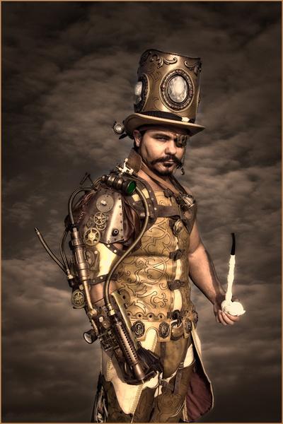 How do you define steampunk? | Contact – Infinite Futures  How do you defi...