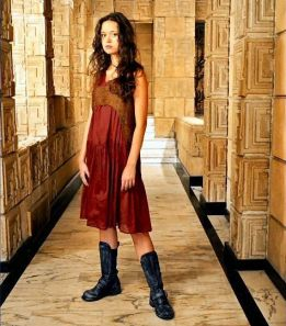 Summer Glau as River Tam in Forefly