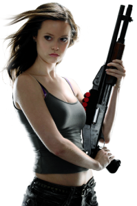 Summer as Cameron Phillips in Terminator: The Sarah Connor Chronicles