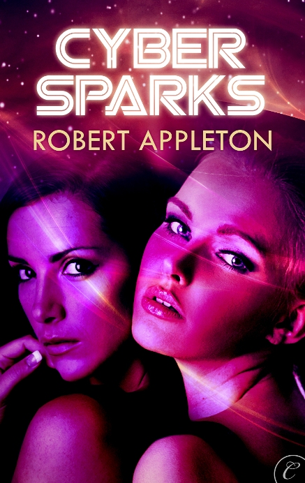 Cyber Sparks Cover Art