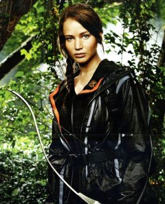 Jennifer Lawrence as Katniss Everdeen - The Hunger Games (2012), Lionsgate Films