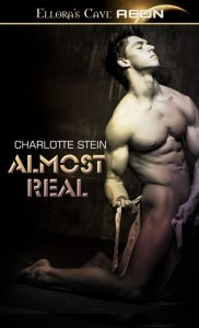 erotic science fiction romance by Charlotte Stein