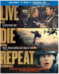 Live Die Repeat DVD